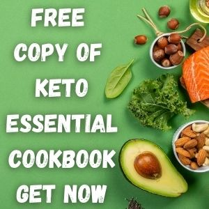 Keto Essential Cookbook Free