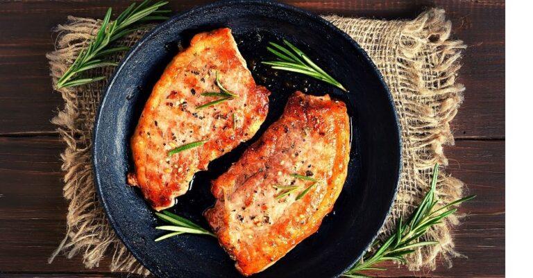 Rosemary Roasted Pork