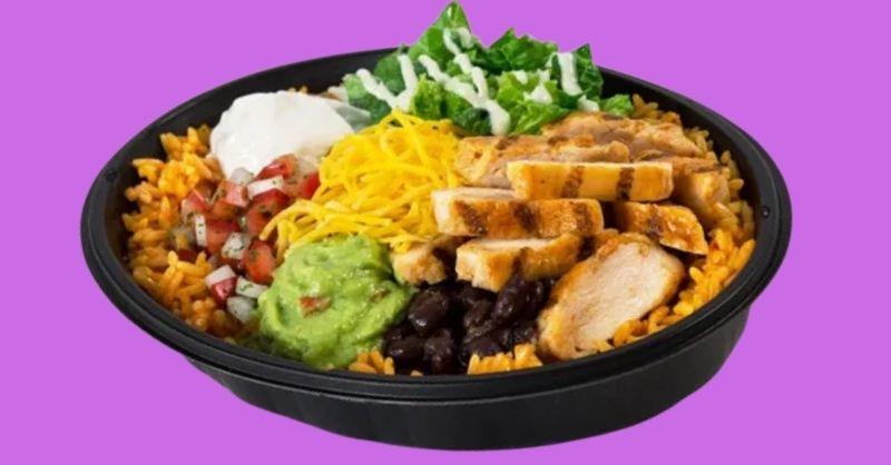 Power Menu Bowl Taco Bell
